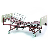 "Bariatric Bed, 151/2"" to 291/2"", 80  88"" 39"",42"",48"" Sleep Surface, 650 lb. Capacity"