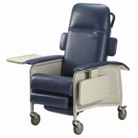 Clinical 3Position Recliner, Blueridge