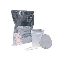 Specimen Container, Translucent with Lid, 4 oz