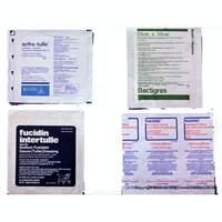 "Xeroform Impregnated Petrolatum Dressing 1"" x 8"", Sterile, LatexFree"