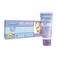 HPA Lanolin Nipple Cream, 40 g