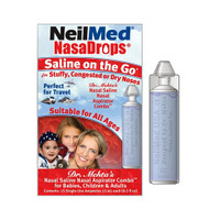 NasaDrops Mini Saline on the Go