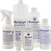 Microcyn Skin and Wound Hydrogel 3oz Tottle