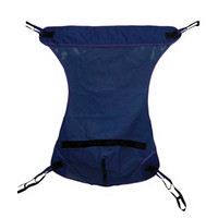 """Full Body Sling with Commode Opening Large, 81/2"""" x 11"""" Opening"""