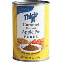 ThickIt Caramel Flavored Apple Pie Puree 15 oz. Can