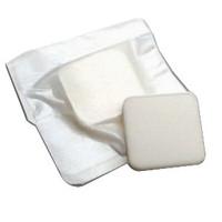 "Adhesive Bordered Foam Dressing 6"" x 6"""