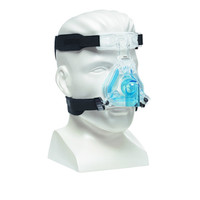 ComfortGel Blue Mask with Premium Headgear Medium