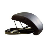 "Uplift Premium Uplift Seat Assist Plus Manual Lifting Cushion 17"", Black"