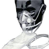 Elongated  Adult Oxygen Mask w/7' Safety Tube