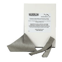 "Silverlon Antimicrobial Wound Packing Strip 1"" x 12"""