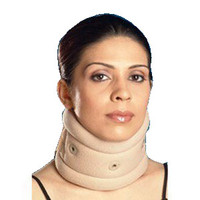 "Cervical Collar, Soft, Medium, 11""15"", Natural"