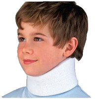 "Contoured Cervical Collar, 3"", Neck Size Sm, 812"""