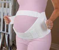 Comfy Cradle Maternity Lumbar Support Belt without Insert, Large/XLarge