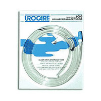 """Sterile ClearVinyl Extension Tubing with Adaptor and Cap 9/32"""" I.D. x 60"""""""