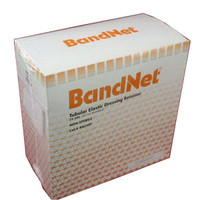 "BandNet Tubular Elastic Retainer, Size 6, 251/2"" x 50 yds. Stretched (For Adult Head, Chest, Abdomen and Axilla)"