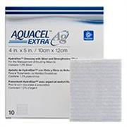 """Aquacel Extra 4"""" X 5"""" Hydrofiber Wound Dressing  51420674-Each"""