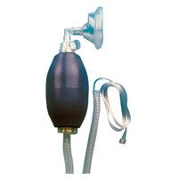 """Resuscitation Kit with Mask 40"""" Oxygen Reservoir Tubing  552K8005-Case"""