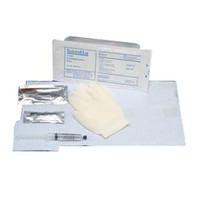 BARDIA Insertion Tray with 30 cc Syringe and PVI Swabs (without Catheter and Bag)  57802030-Each