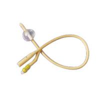 2-Way Silicone-Elastomer Coated Foley Catheter 22 Fr 30 cc  6011782-Each