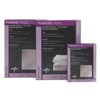 "Puracol Plus AG Collagen Antimicrobial Silver Dressing 4-1/4"" x 4-1/2""  60MSC8744EPZ-Box"