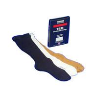 T.E.D. Knee Length Continuing Care Anti-Embolism Stockings Medium, Black  684435-Each