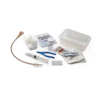 Curity Ultramer Latex 2-Way Foley Catheter Tray 16 Fr 5 cc  686946-Each