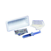 Kenguard Universal Catheter Tray with 10 cc Pre-Filled Syringe  6876010-Case
