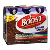 Boost Calorie Smart 8 oz., Rich Chocolate  8500041679477137-Each