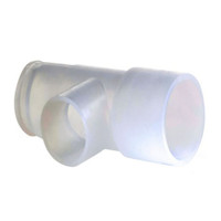 Nebulizer Tee Connector, 50 per Case  921639-Each