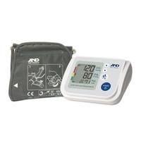 Multi-User Upper Arm Automatic Blood Pressure Monitor with AccuFit Plus Wide Range Cuff  AEUA767F-Each
