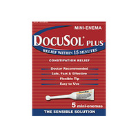 Docusol Plus Mini Enema  AG17433988305-Box