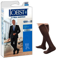 Ambition Knee-High, 15-20, Long, Brown, Size 3  BI7766022-Pack(age)