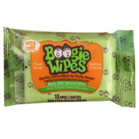 Boogie Wipes Saline Nose Wipes Fresh Scent Travel Pack  BOO816167010628-Pack(age)