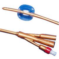Dover 2-Way Silicone Foley Catheter 24 Fr 5 cc  61605247-Each