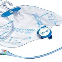 Dover 100% Silicone 2-Way Foley Catheter Tray 16 Fr 5 cc  686146LL-Each