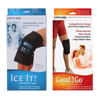 Knee Pain Kit with Moist Heat and Cold Therapy  BTF00612-Each