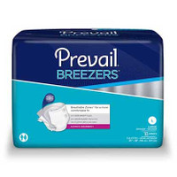 """Breezers by Prevail Brief Large 45 - 58""""  FQPVB0132-Pack(age)"""""""