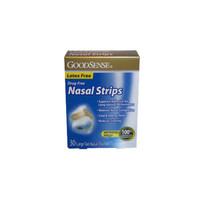 Nasal Strips, Large, Tan (30 Count)  GDDASO00421-Box