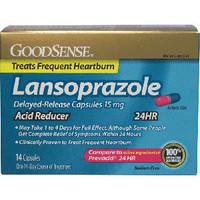 Lansoprazole Capsule, 15 mg (14 Count)  GDDLP11701-Case