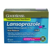 Lansoprazole Capsule, 15 mg (42 Count)  GDDLP11703-Case
