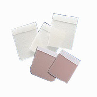 """Foam Stoma Protector, Large 2.7L X 2.7""""W, Tan  IHBE6220-Pack(age)"""""""