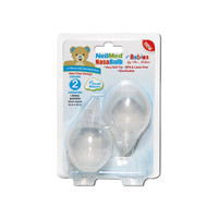NasaBulb Clear Silicone Bulb  NEINB2-Pack(age)