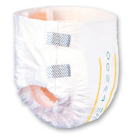 """Tranquility SlimLine Youth Disposable Brief X-Small 18 - 26""""  PU2166-Pack(age)"""""""