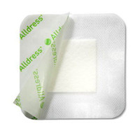 "Alldress Absorbent Film Composite Dressing 6 x 6"", 4"" x 4"" Pad Size  SC265349-Box"""