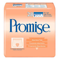 Promise Light Absorbency Day Pad  SQ62550-Pack(age)