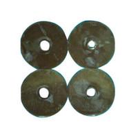 "Atlantic Karaya Gum Washers, 1 ID, 2"" OD  TR03121-Pack(age)"""