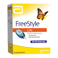 FreeStyle Lite Blood Glucose Monitoring System  TW70804-Each
