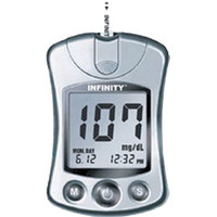 Infinity Automatic Coding Blood Glucose Monitoring System  UBG5103-Each