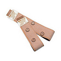 Fitz-All Fabric Leg Straps with Buttons  UC638012-Pack(age)