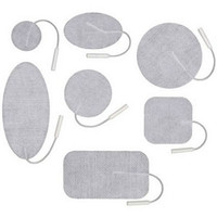 C-Series Cloth Stimulating Electrodes 2 Round  UP3105C-Pack(age)""